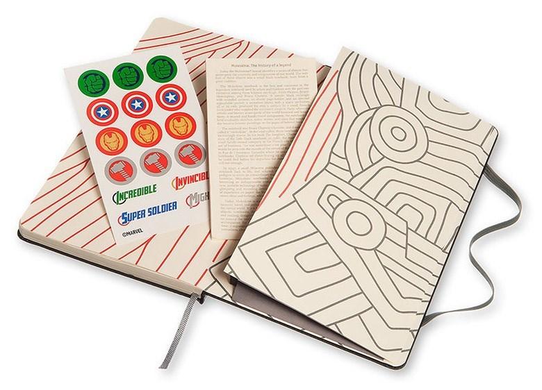 Блокноты и ежедневники